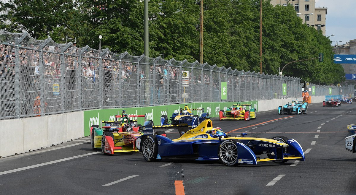 Renault e.dams London ePrix Preview The Title Decider