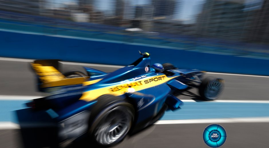 Buenos Aires ePrix : FanBoost is back